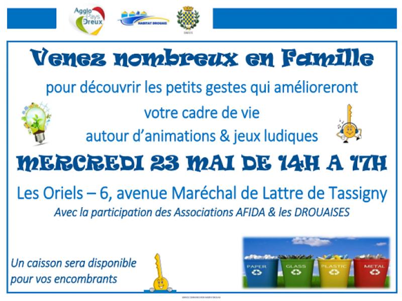 Journées Eco citoyennes
