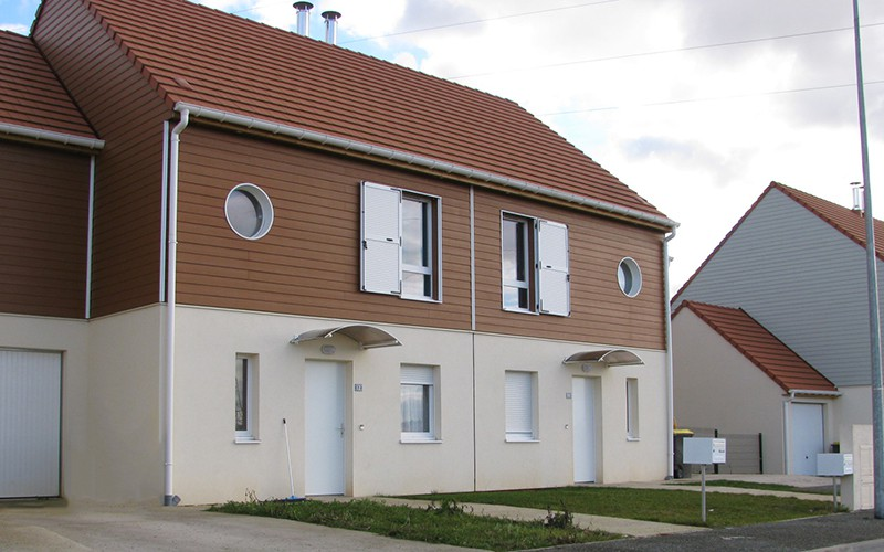 Habitat Drouais maison individuelle